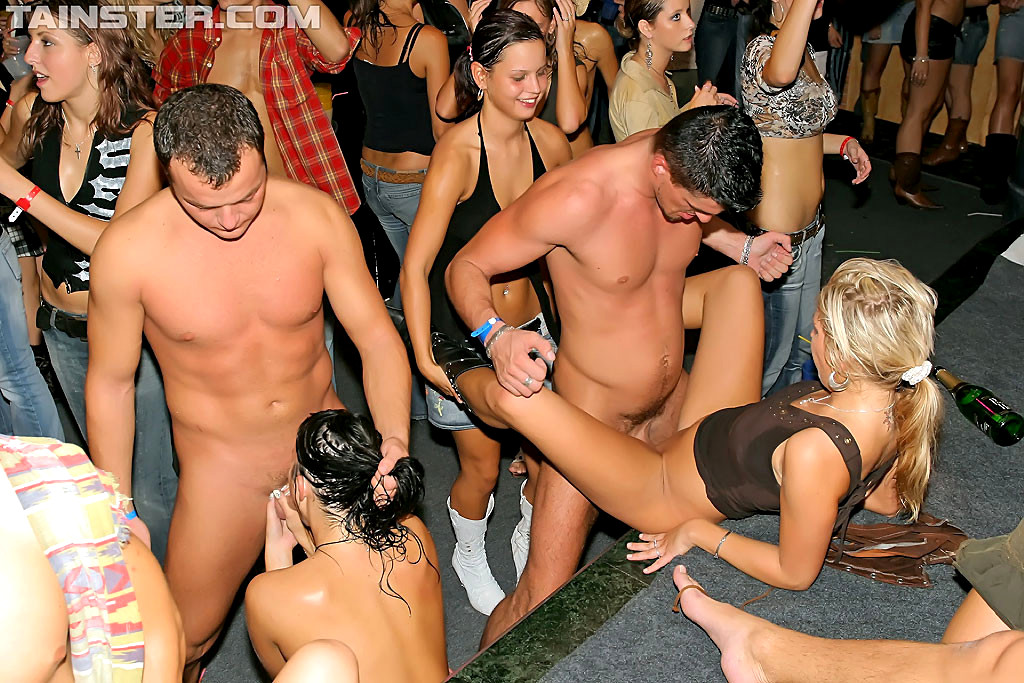 Drunk orgy for moble