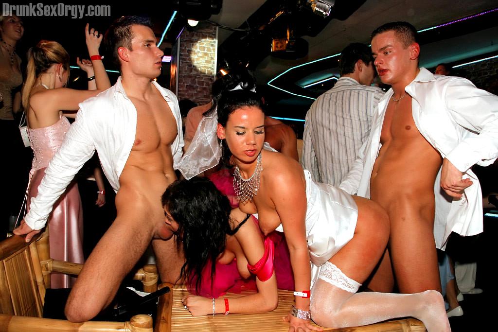 Patrons imageed having sex on bed inside gwinnett nightclub
