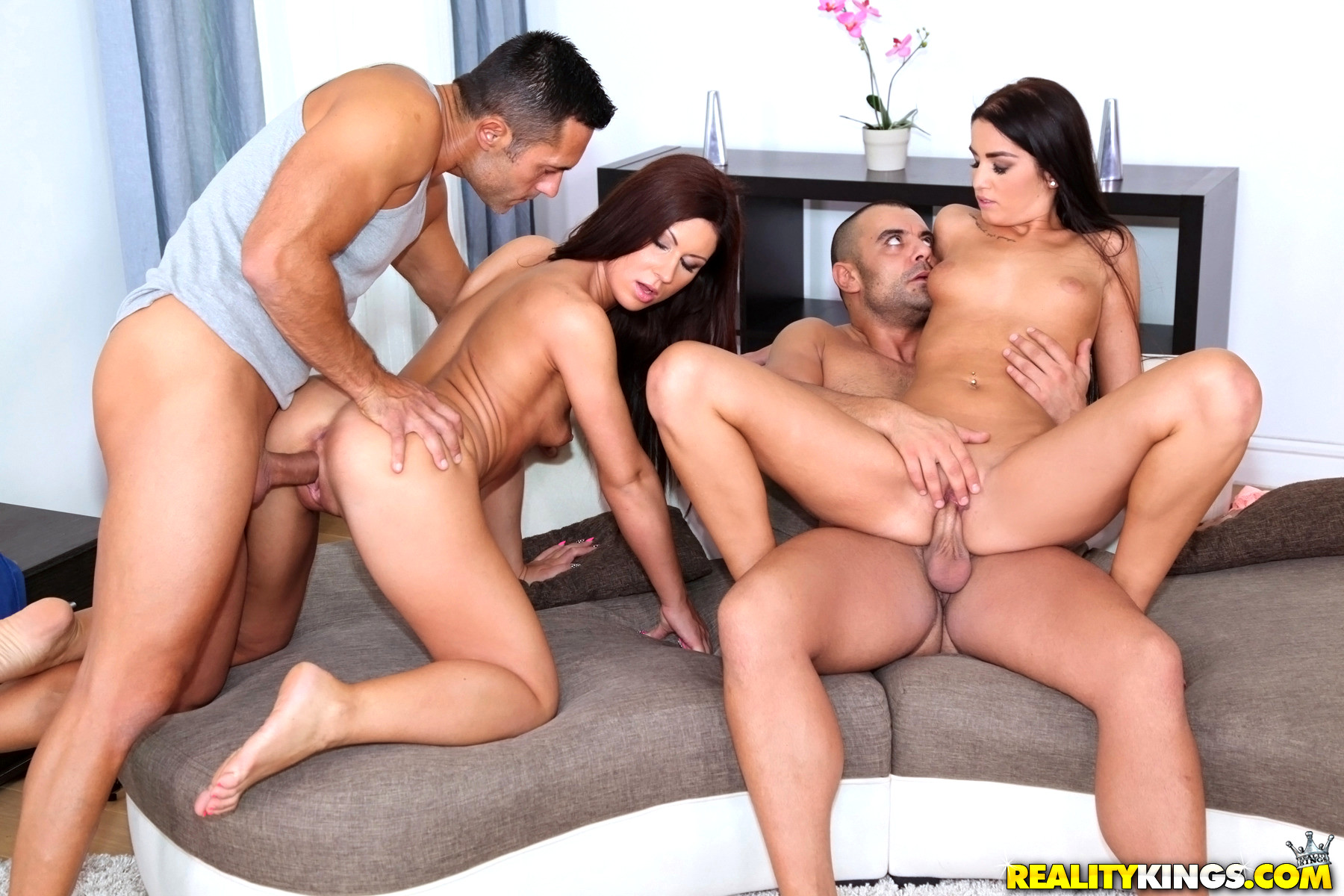 Free hd roccosiffredi euro sex party with dp anal girl on girl more porn photo