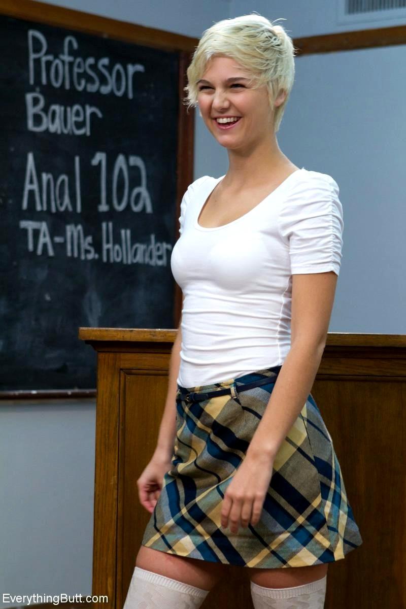 Glasses she Audrey hollander interracial hot >>>>>>