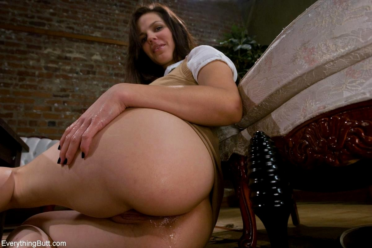 Bobbi starr everything butt