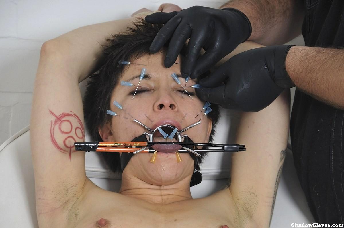 Mature Needle Pain