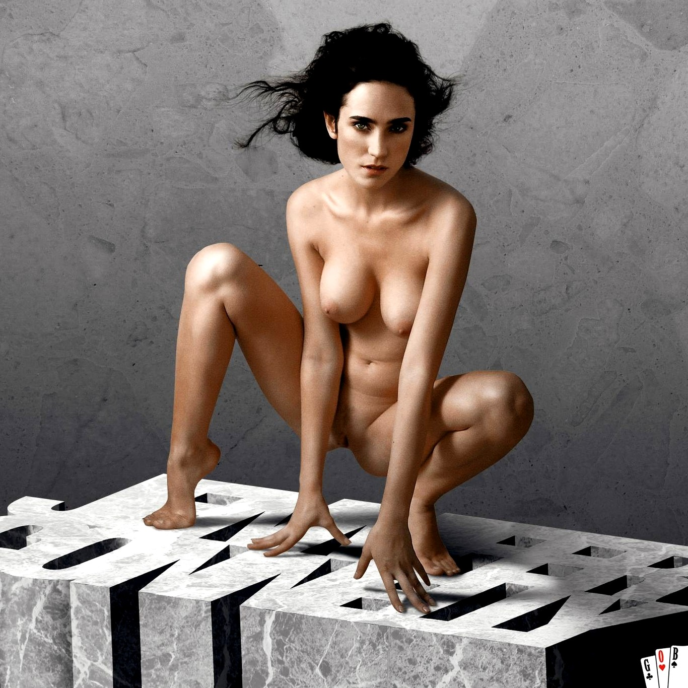 Naked jennifer connelly in career opportunities ancensored