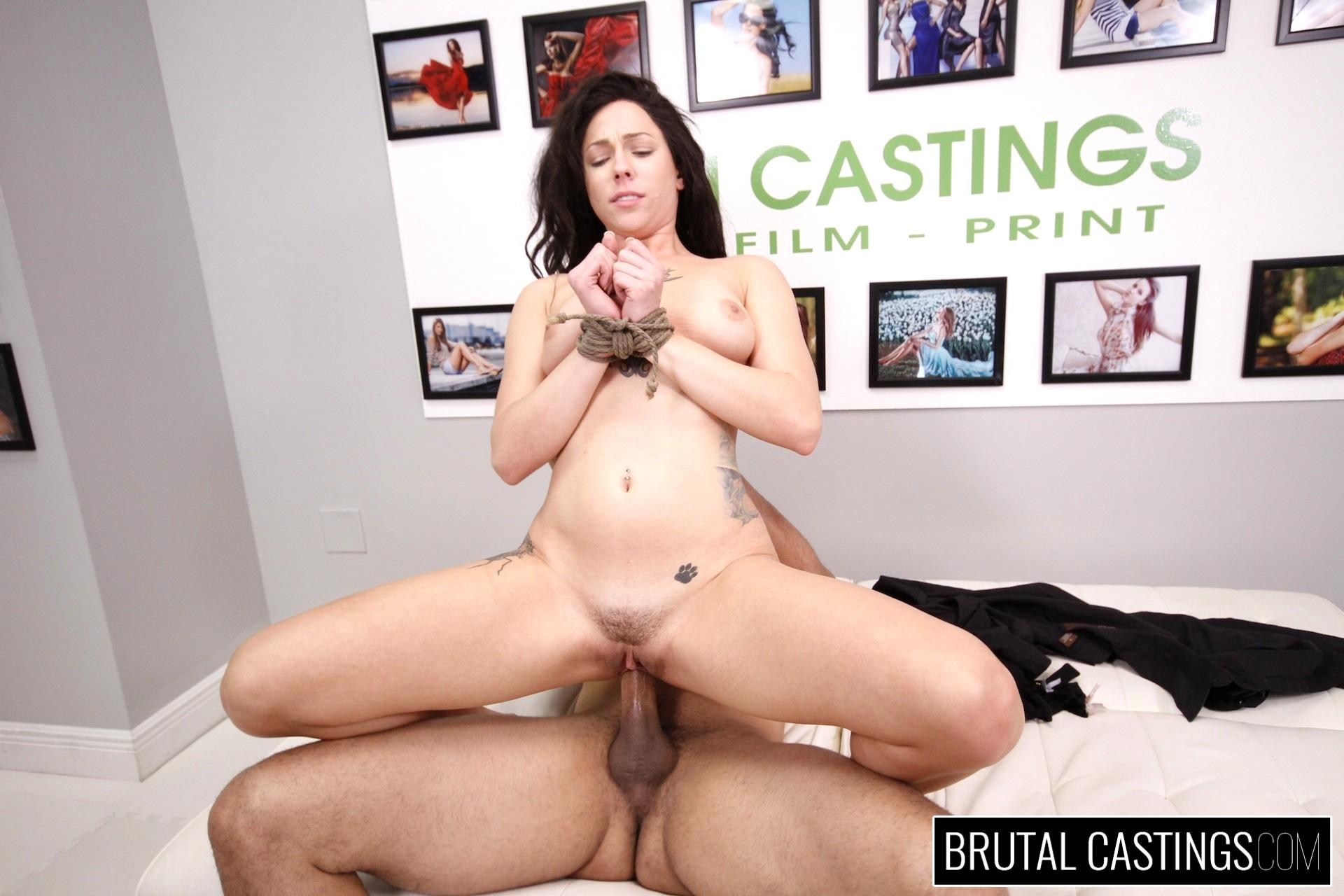 Fetishnetwork harlow harrison bdsm sex casting 3