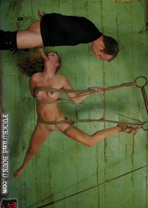 free gallery from Bound and Fucked - Bound in the basement