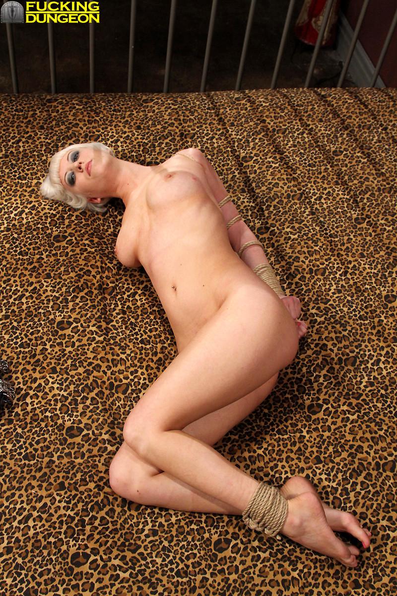 Blonde Milf Sex Slave Training