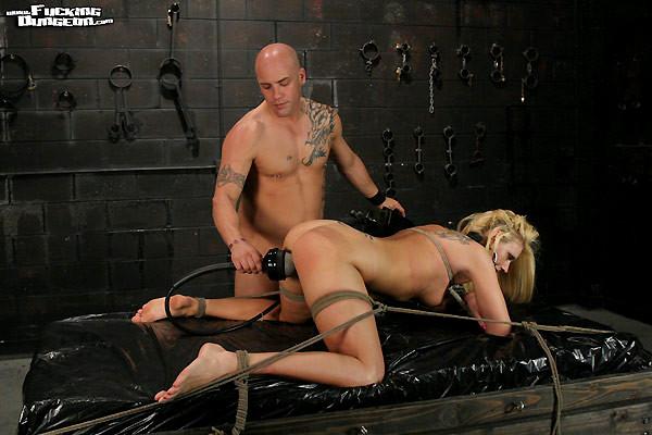 Darryl hanah spanked