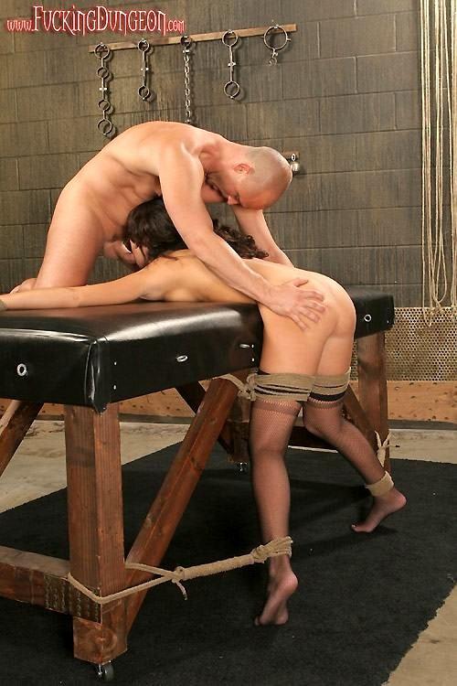 Paulina james and fucked in bondage — img 2