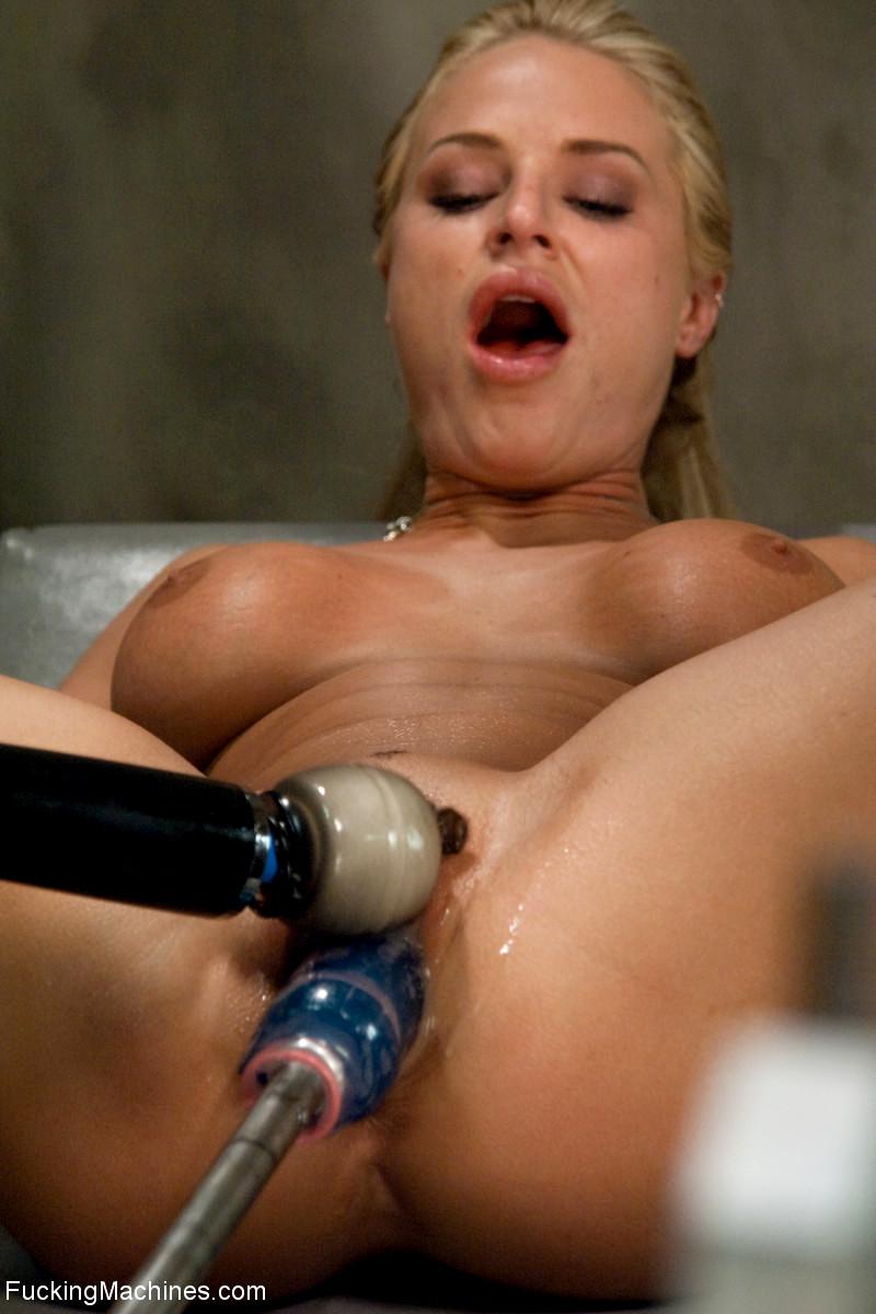 Brooke belle fucking machines