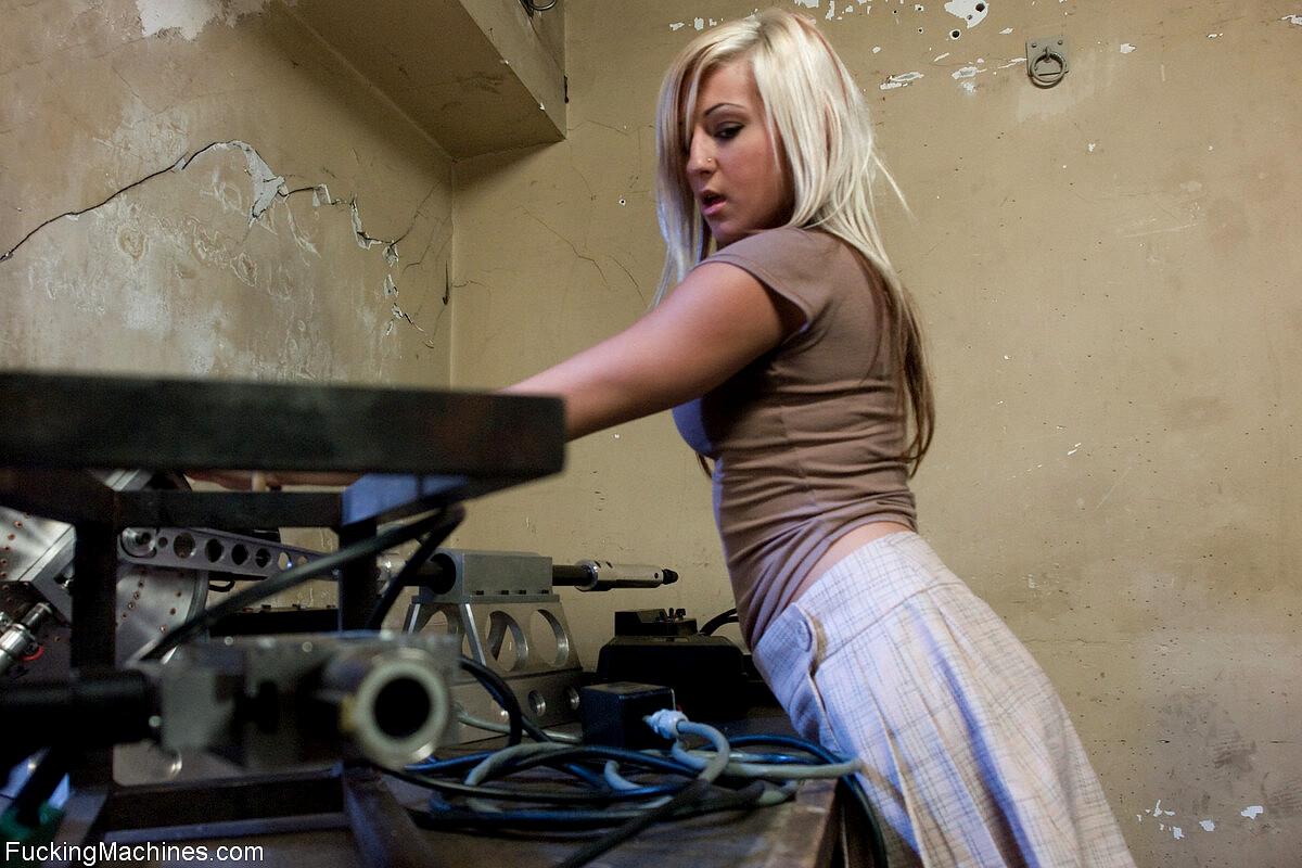 squirting machines Girls on