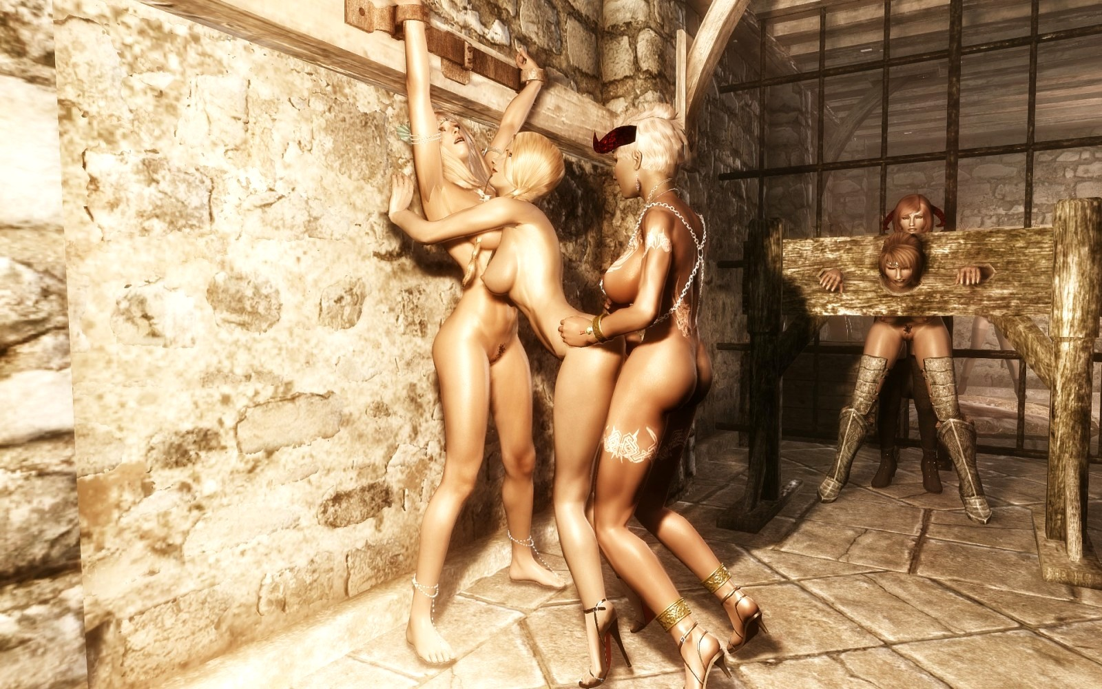 Alyx nude mod download