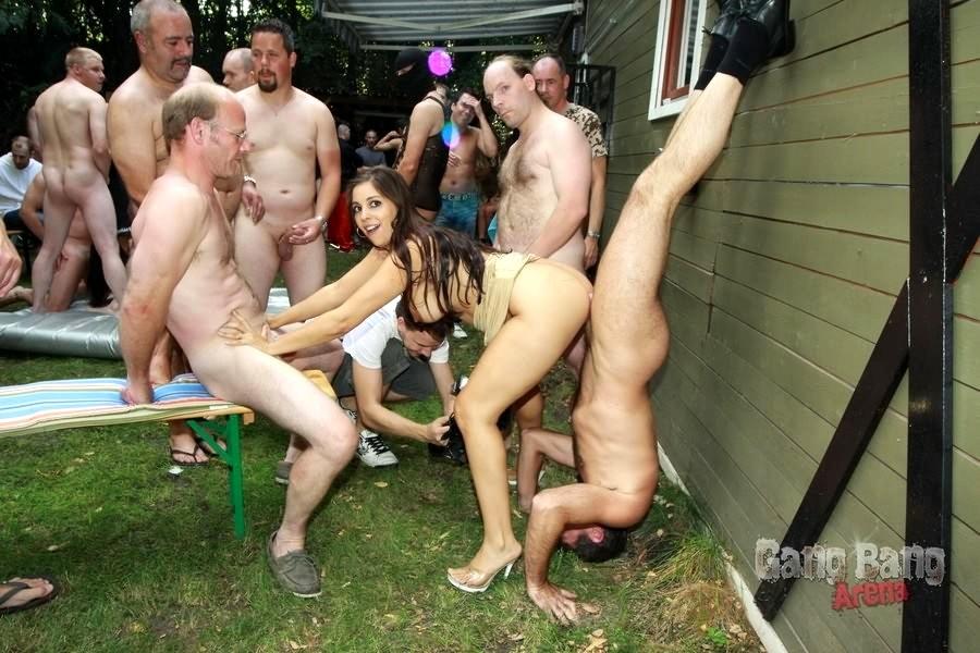оргию улица порно - 13