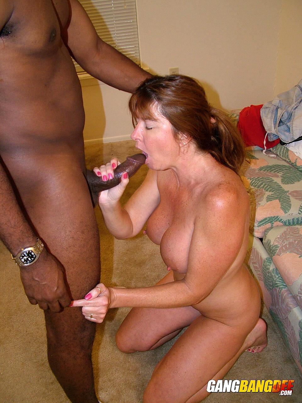 Amateur Bbc Mature White Wife
