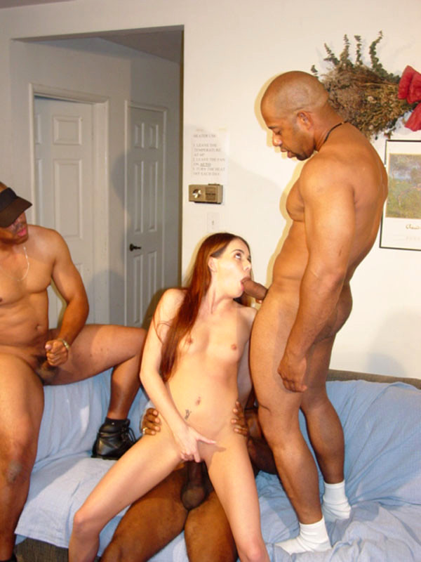 Video! Aimee gang bang squad love all