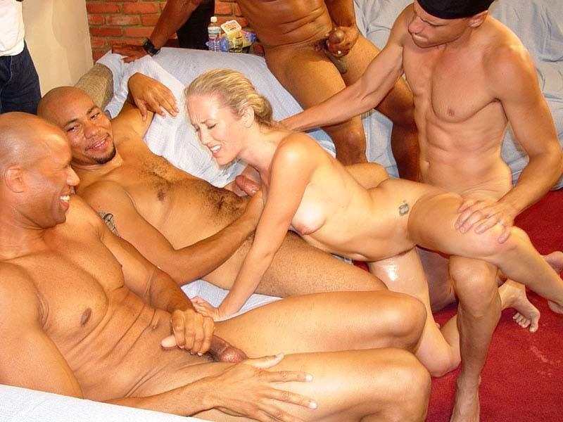 очередь за сексом порно - 1