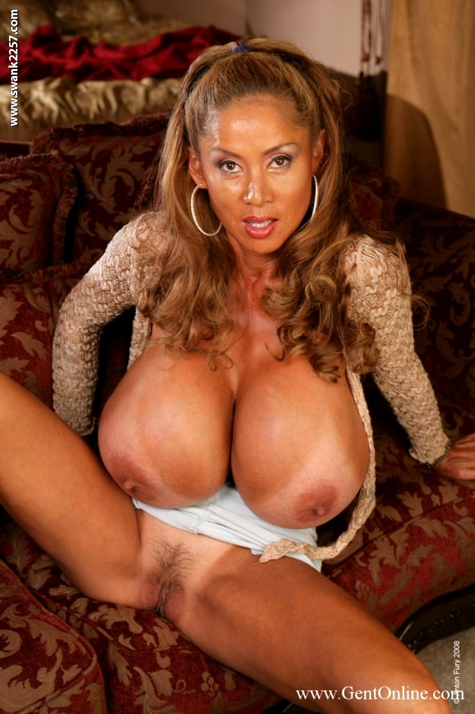 Tits pussy asians hairy big