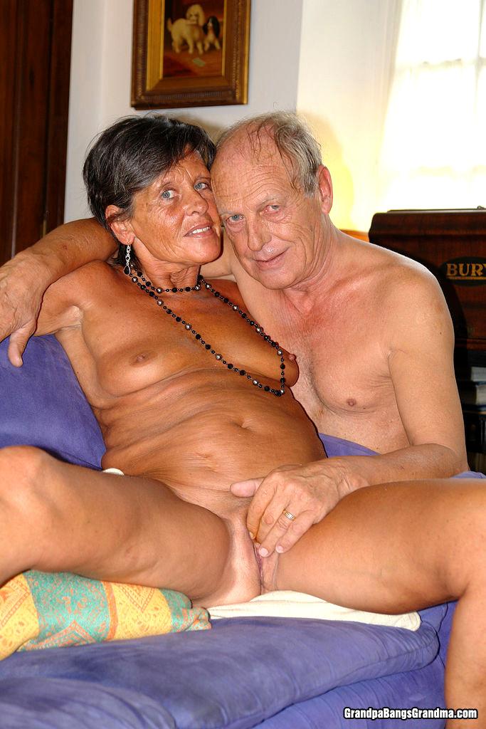 Free porn of grandpas and grandmas