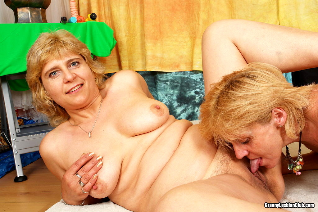Lesbian granny pirn class