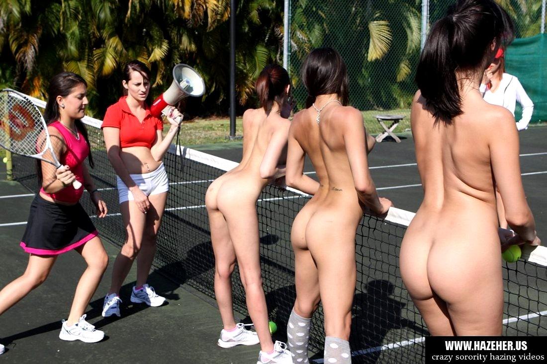 Nude college women marquette