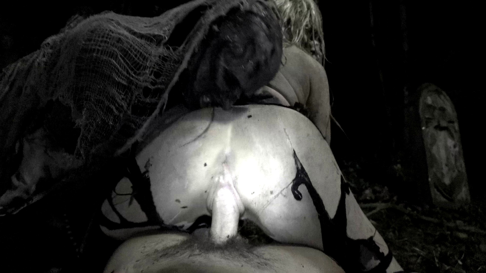 Nude erotic horror videos