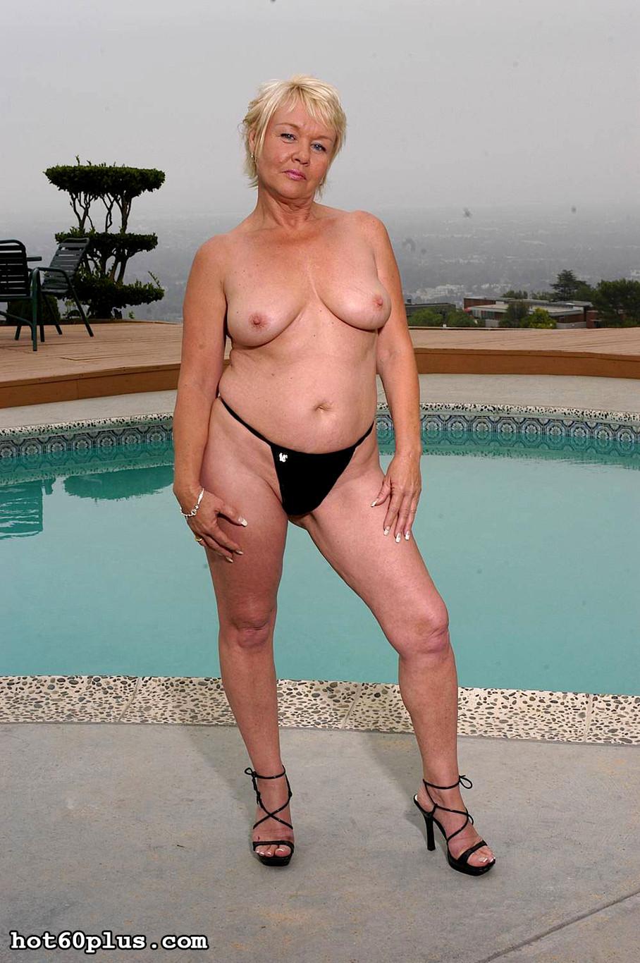 Mature women 60 plus