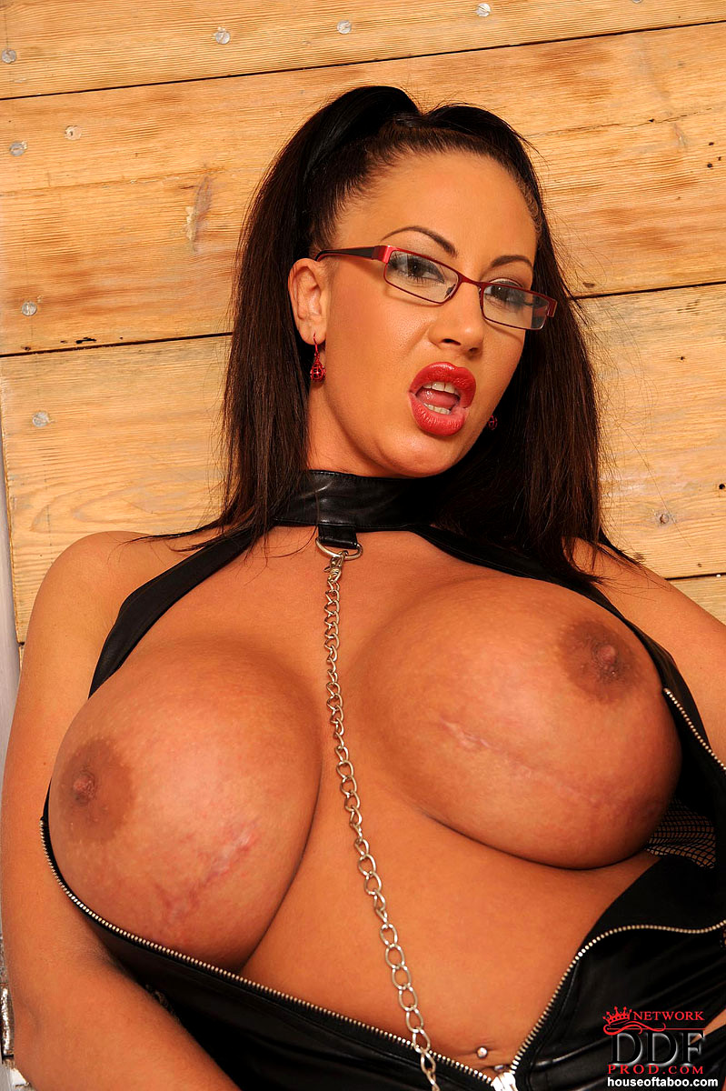 Glasses taboo pawgs latex