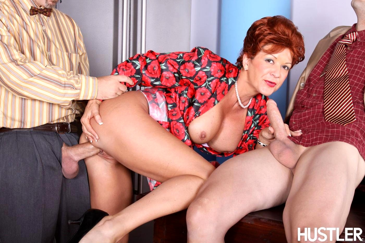 Old widow ladies getting fucked