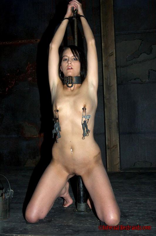infernal restraints infernalrestraints model erotic
