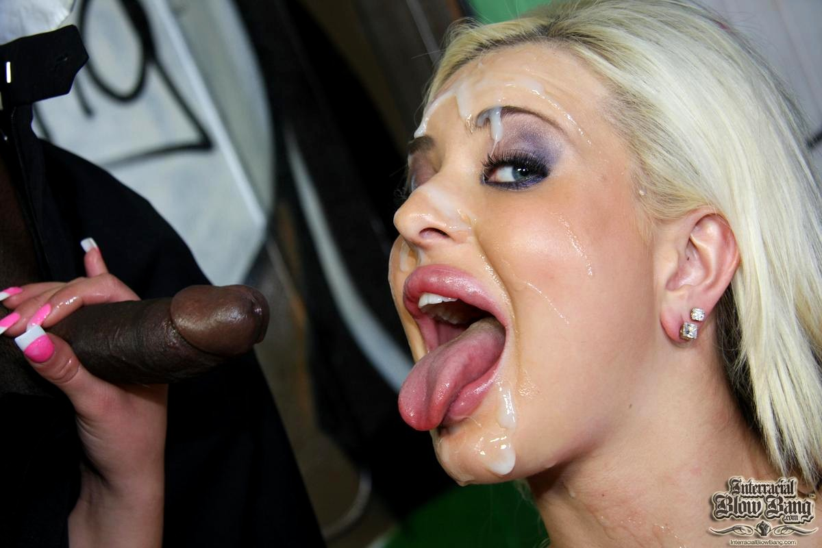 Classy blonde andi anderson getting bonked in the doggy position