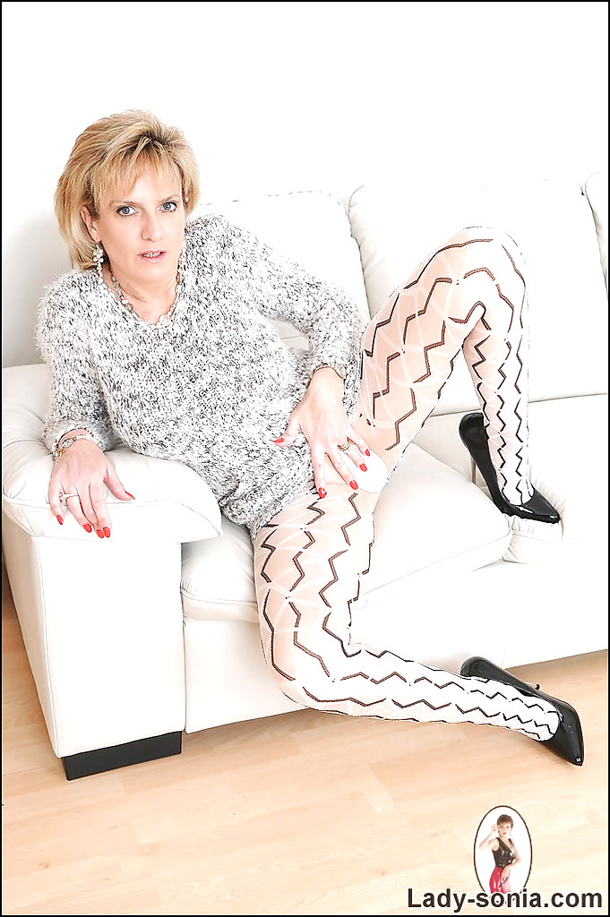 Interesting. lady sonia pantyhose fre speaking, opinion