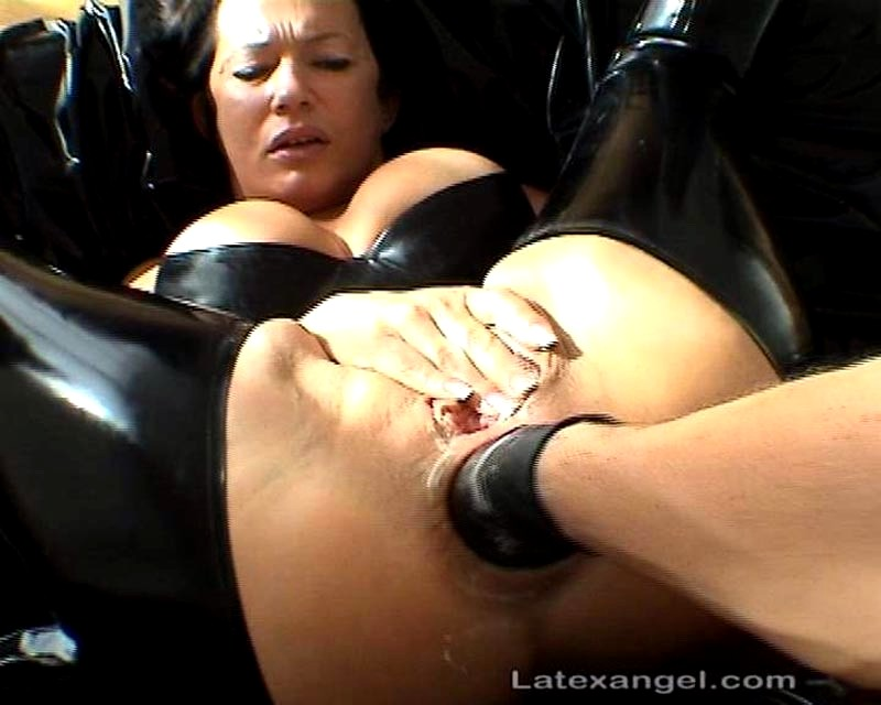 Latex angel anal fist video, vimeo spreading nude