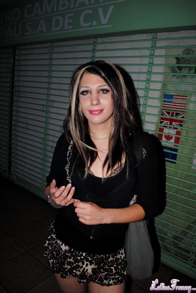 Latina Tranny Nicole Montero Great Latina Tranny Package Sex HD Pics