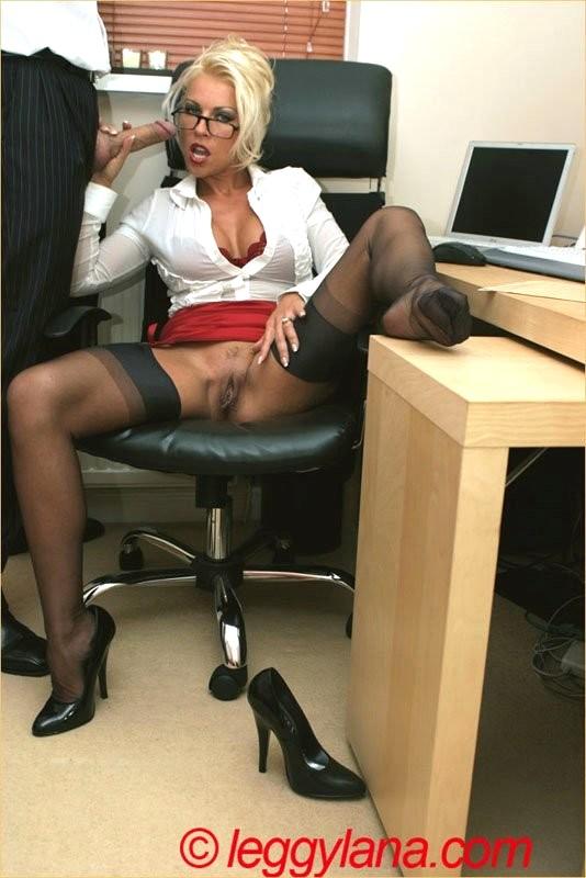 Mature secretary story