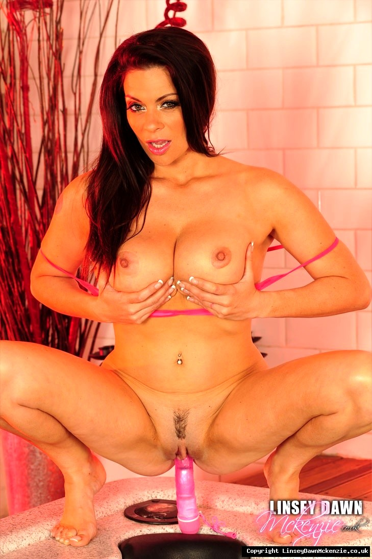 Congratulate, your Linsey dawn mckenzie hold big cock