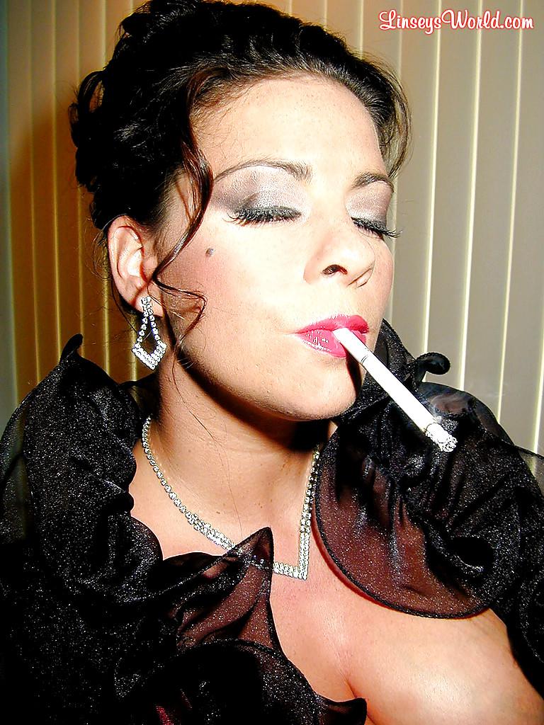 Linsey Dawn Mckenzie Smoking