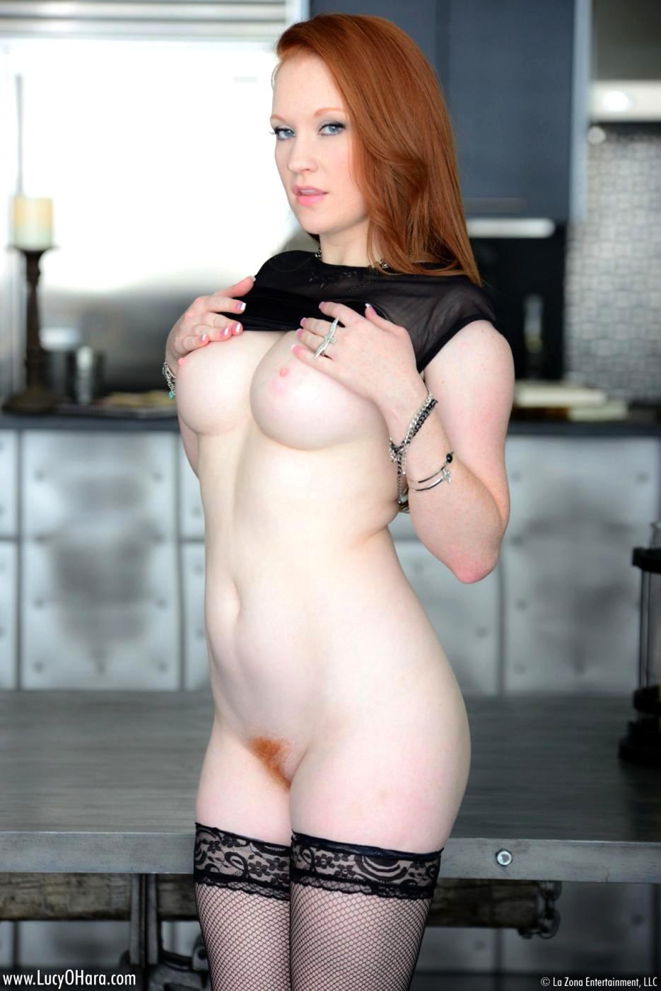 Lucy O Hara Masturbation