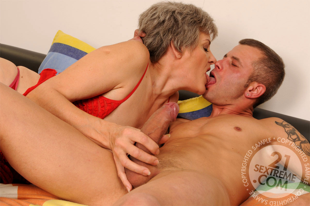 A younger granny norma - 1 part 10
