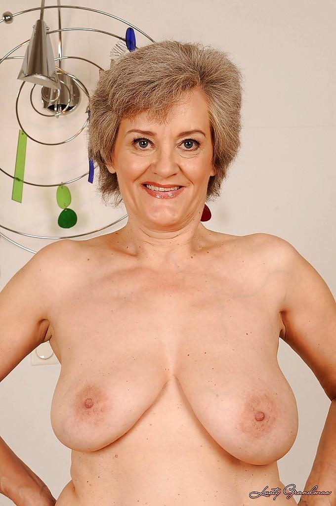 Lusty Grandmother