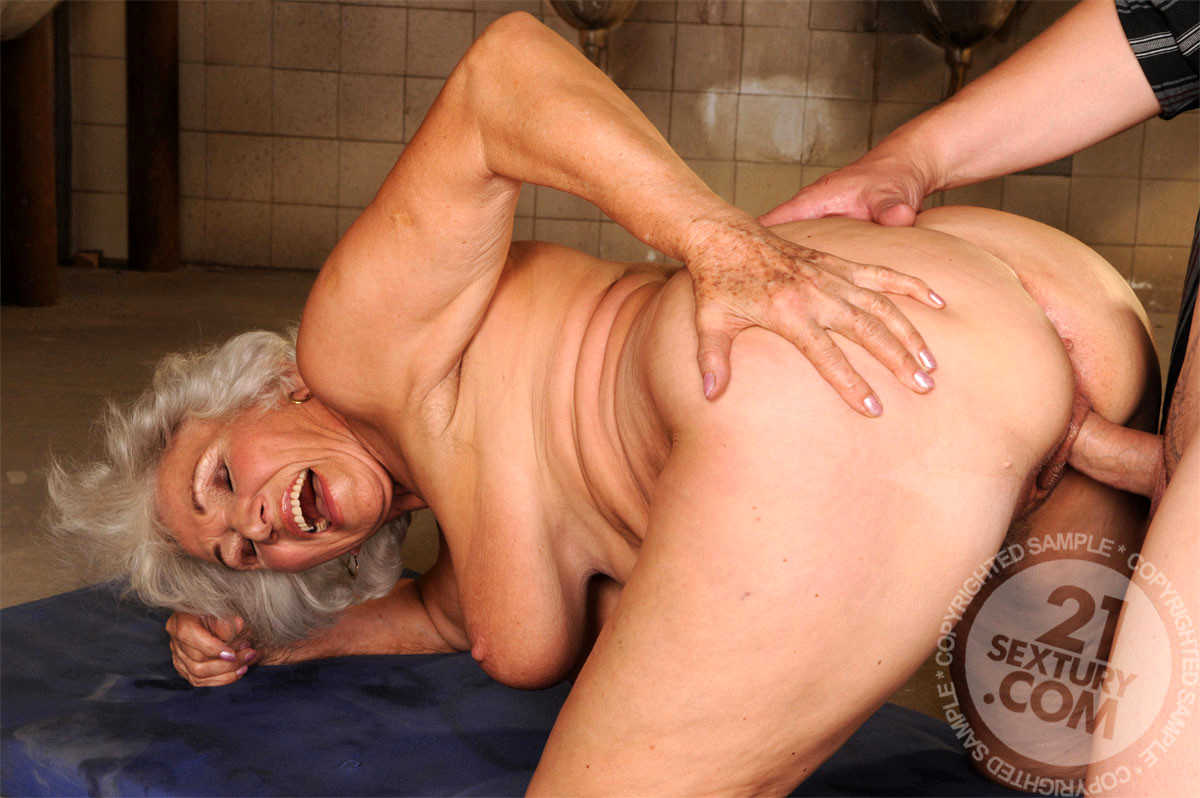 Not MV.  Granny norma porn videos