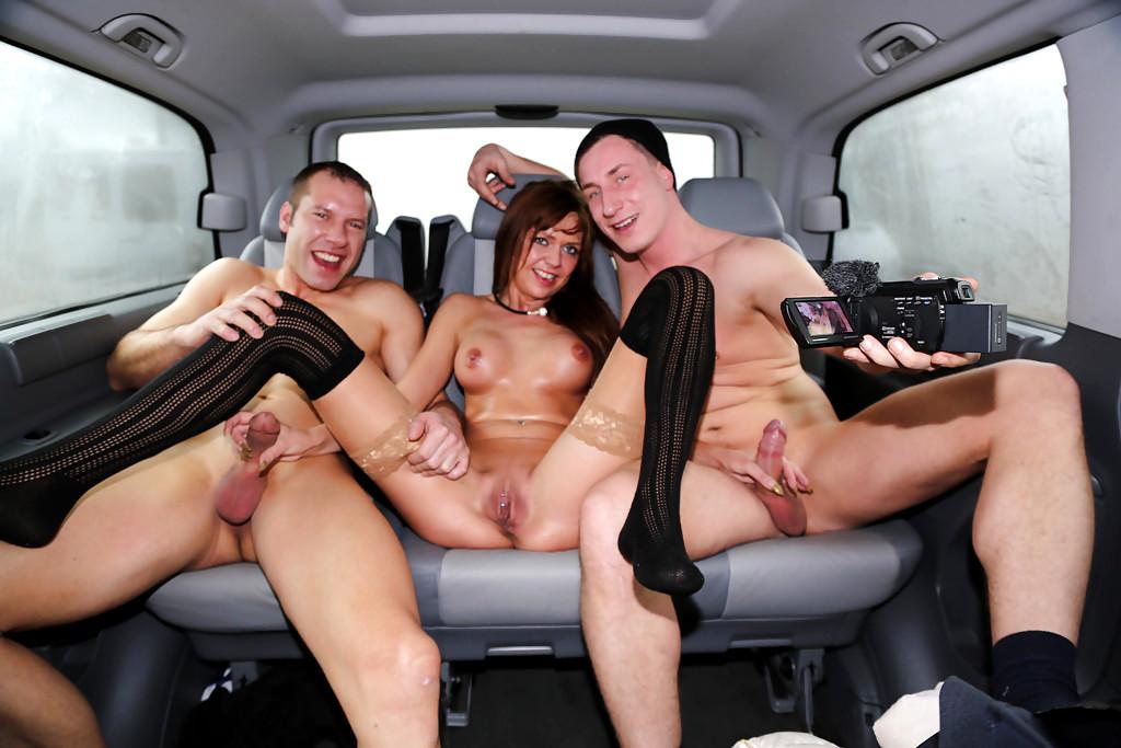 Порно Как Мужики Снимают Шлюх На Дороге