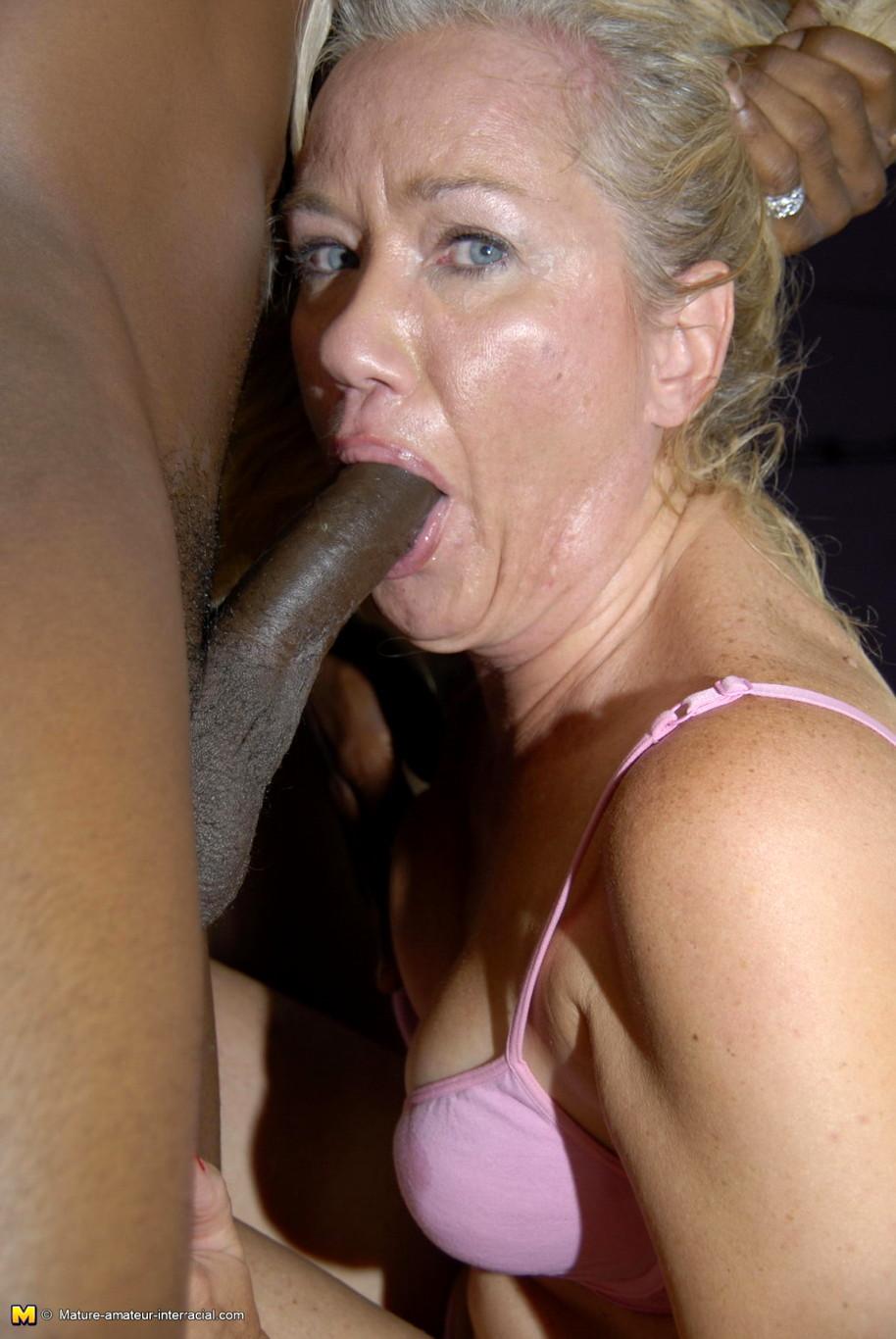 granny loves to suck cock