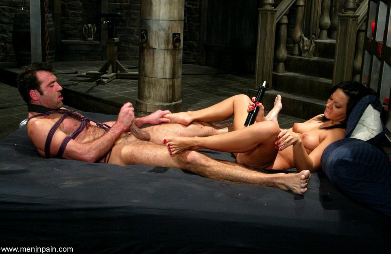 Naked shania sandra romain video free domination orgasm