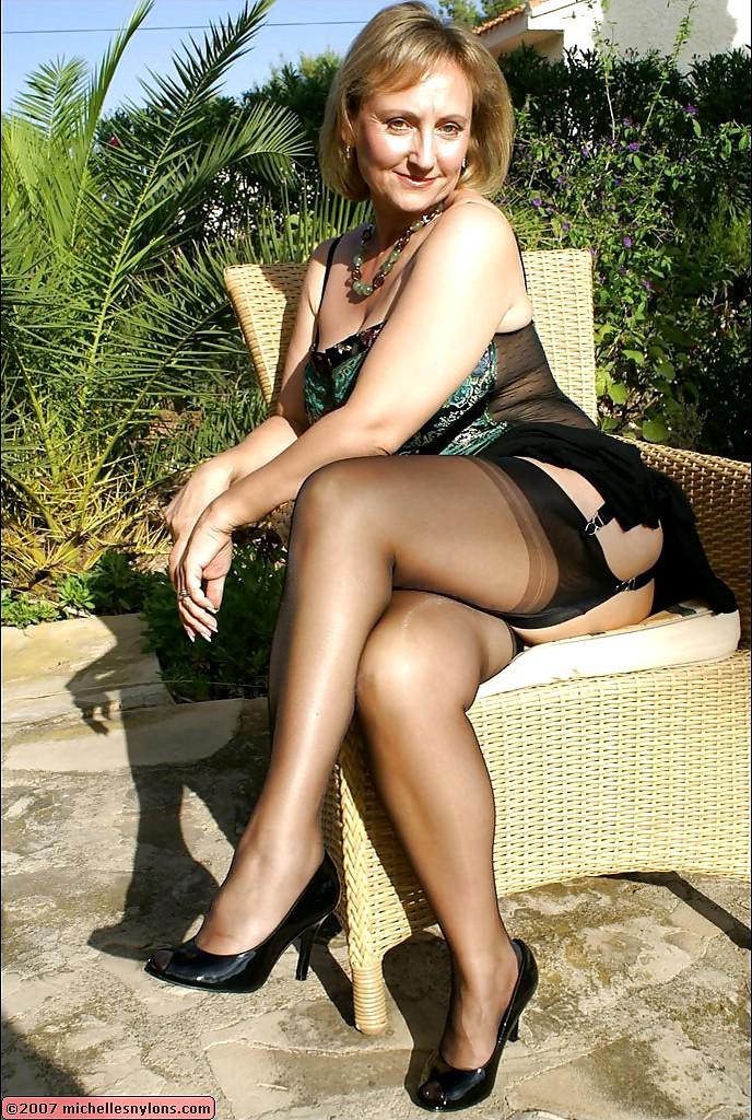 Michelles Nylons Michelle Optimized Stockings Sex Pov Sex -6363