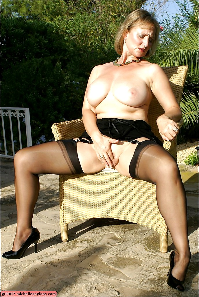 Michelles Nylons Michelle Optimized Stockings Sex Pov Sex -3429