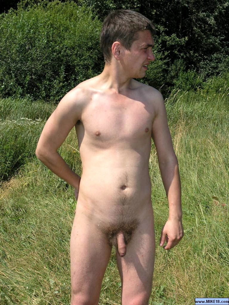 Hot Guys Turn Gay Outdoors
