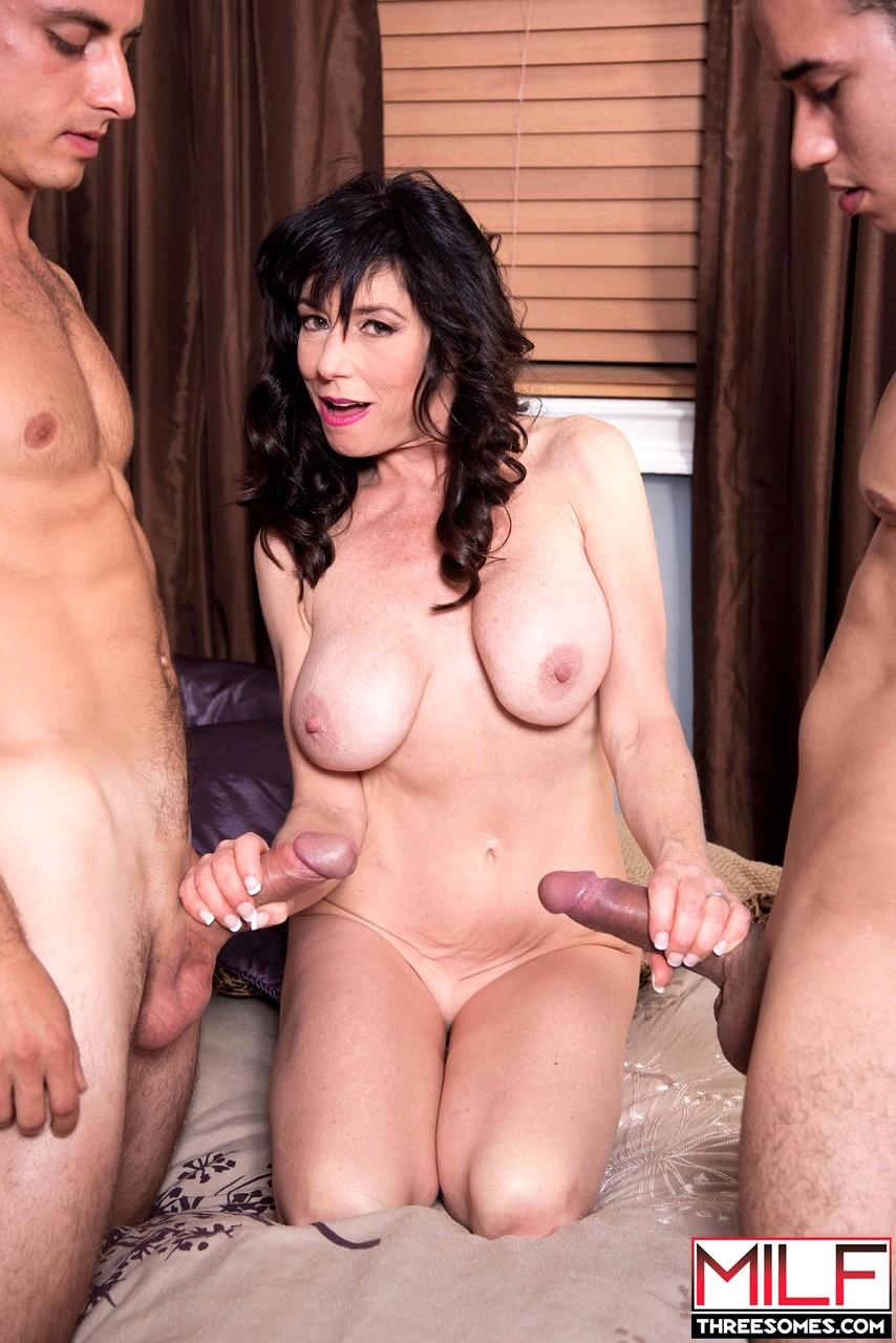 Milf Threesomes Karen Kougar Hd18Sex Milf English Ladies -1621