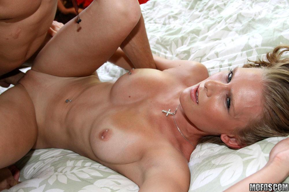 donna mills topless