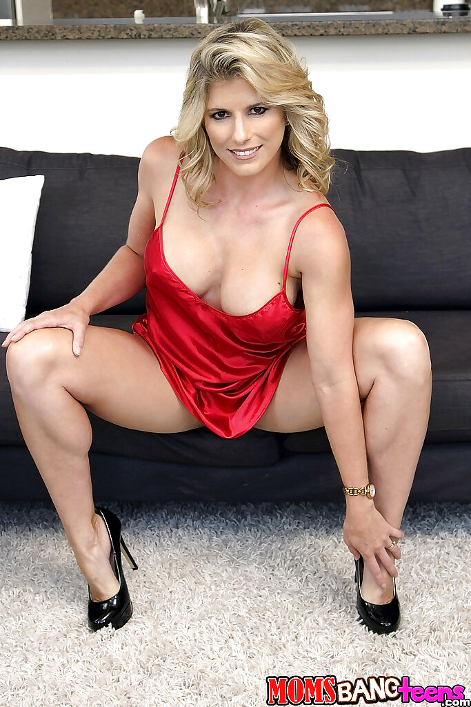 Cory Chase Son Threesome