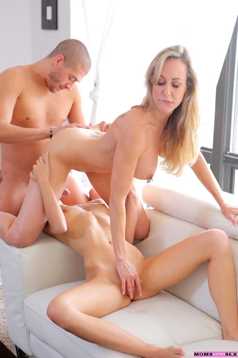 brandi love mom teaches sex