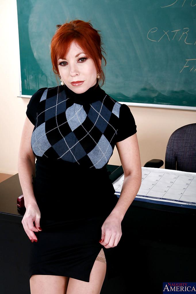 Milf teachers fuck high school student syren de mer - 1 part 5